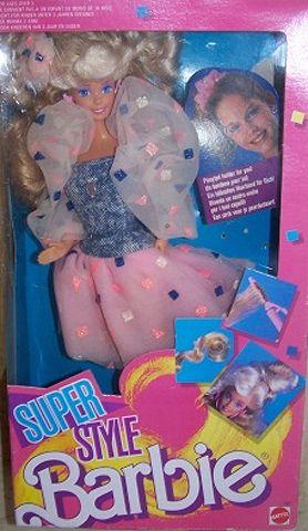 super style barbie 1988 - Google-søgning