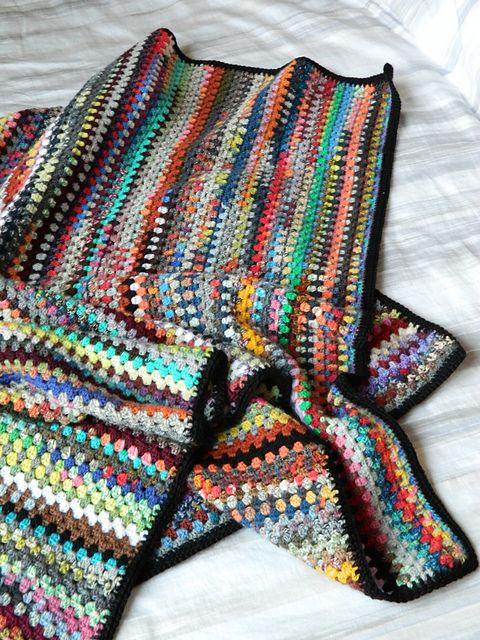 91 best Crochet - Stripes images on Pinterest   Patrones de ...