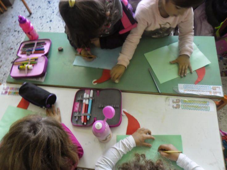 ταξίδι στη γνώση: eTwinning ,χριστουγεννιάτικες κάρτες και στολίδια