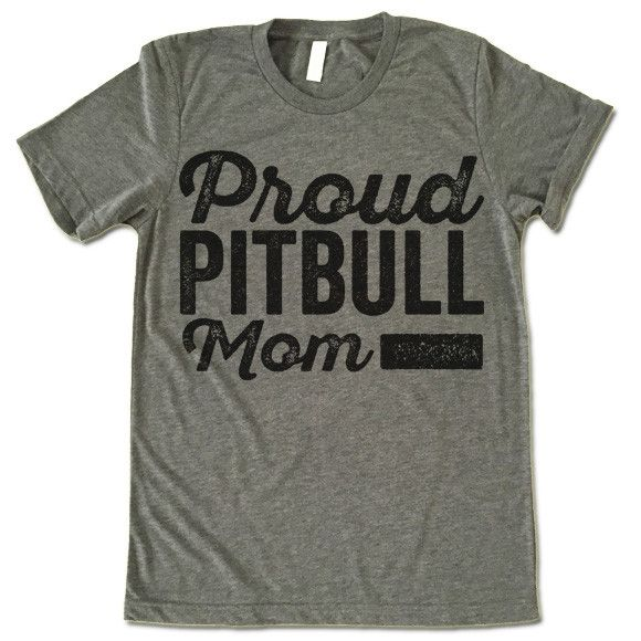 The listing is for one short-sleeve UNISEX crewneck t-shirt with 'Proud Pitbull Mom' design. Please refer to the size chart below (laying flat measurements in inches) if you want to measure it against