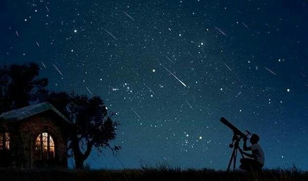 Spadające gwiazdy POLAND