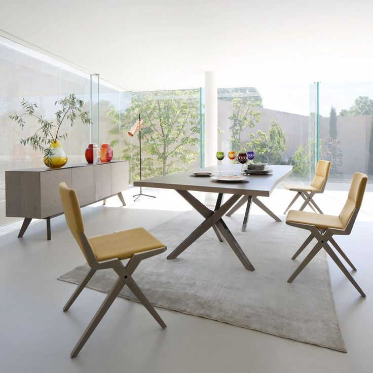 Roche Bobois Jane Dining Table And Sideboard Design Christophe Delcourt