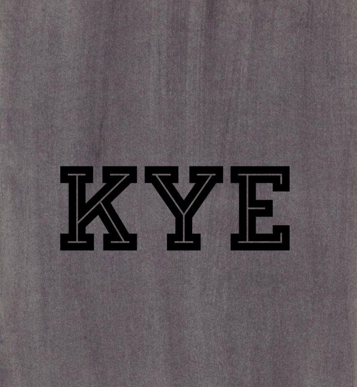 Kye, variation of Kai (Hawaiian for Ocean) or Kyle Baby names, baby boy, unique names