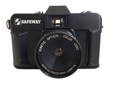 Vintage Safeway Camera – Junkie Charity Store