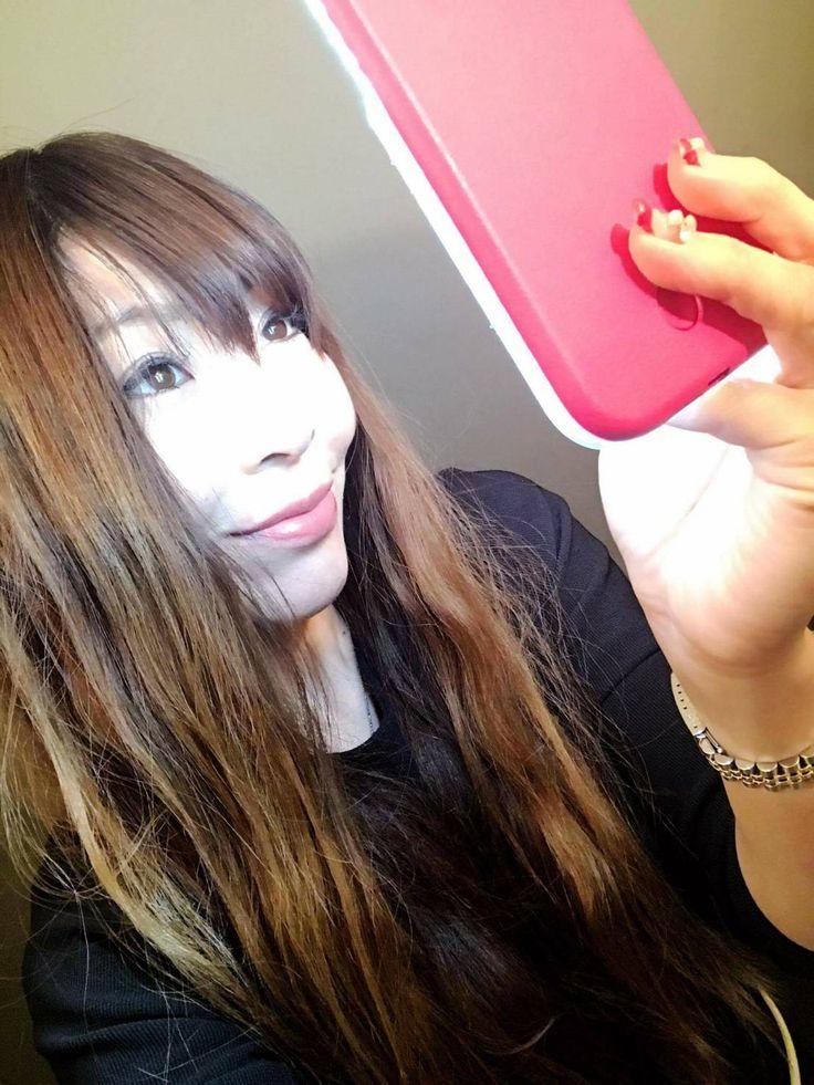 セルフィーライト付きスマホケース「iFlash」ご愛用者様投稿写真 #自撮り #iFlash #スマホケース #iPhoneケース #LED #LEDライト #アプリ加工 #クラブ #セルフィー #自撮り女子