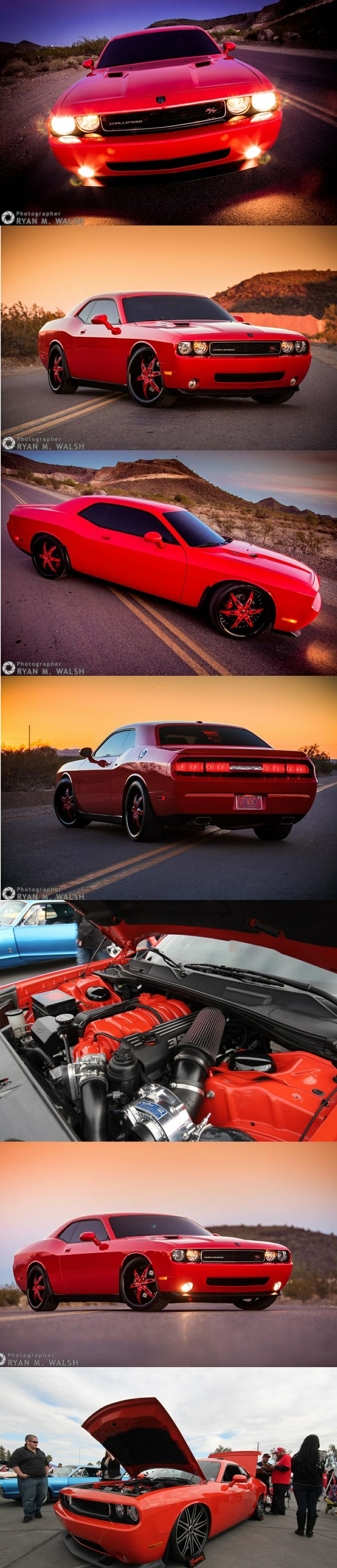 Sal Danley's ProCharged 2010 Dodge Challenger R/T