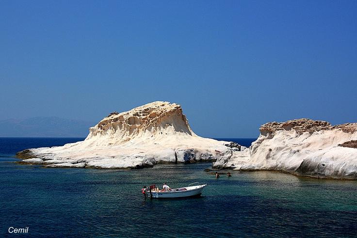 Siren Rocks, Foca, Izmir Turkey