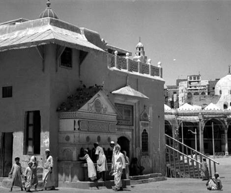 Zam zam location 1947