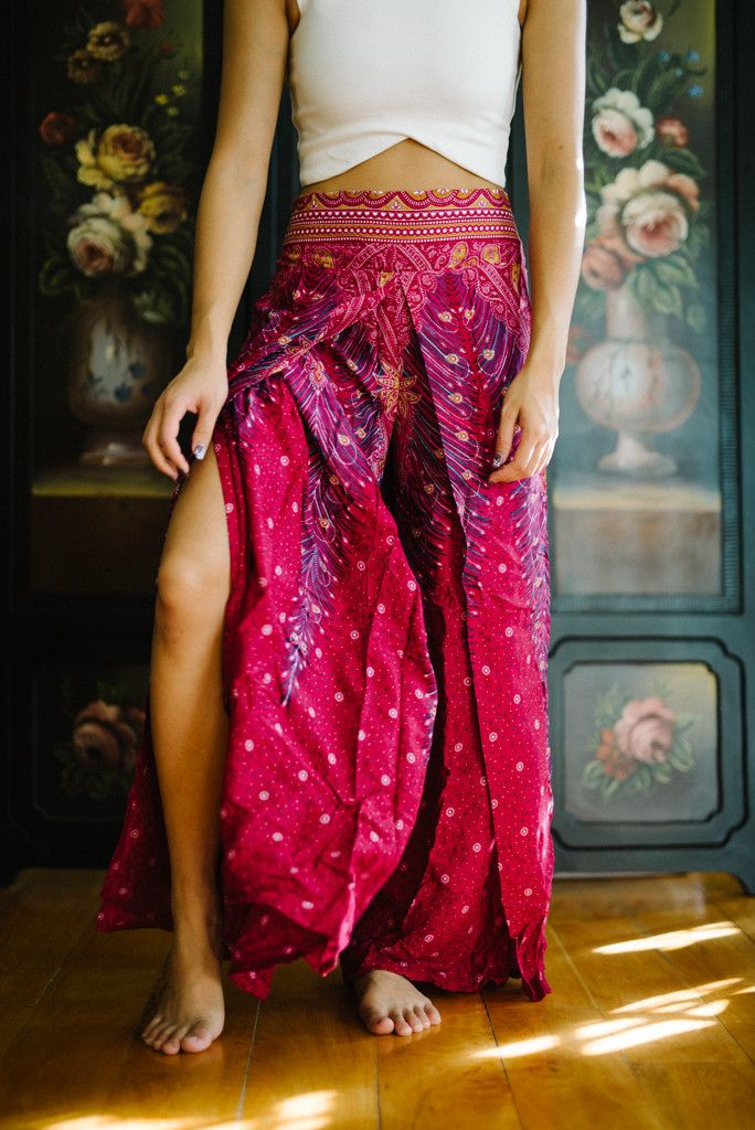 Cheeky Cherry Tart - The Thai Pants Movement