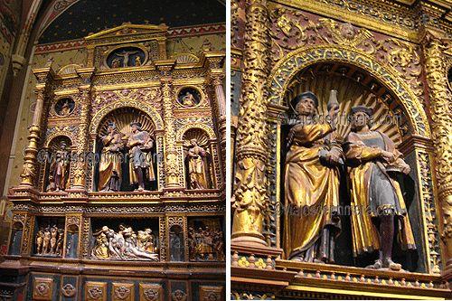 Capilla de San Cosme y San Damián,donde fueron encontrados los Amantes de Teruel