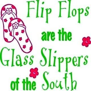 Flip Flops :) http://bit.ly/HqvJnA