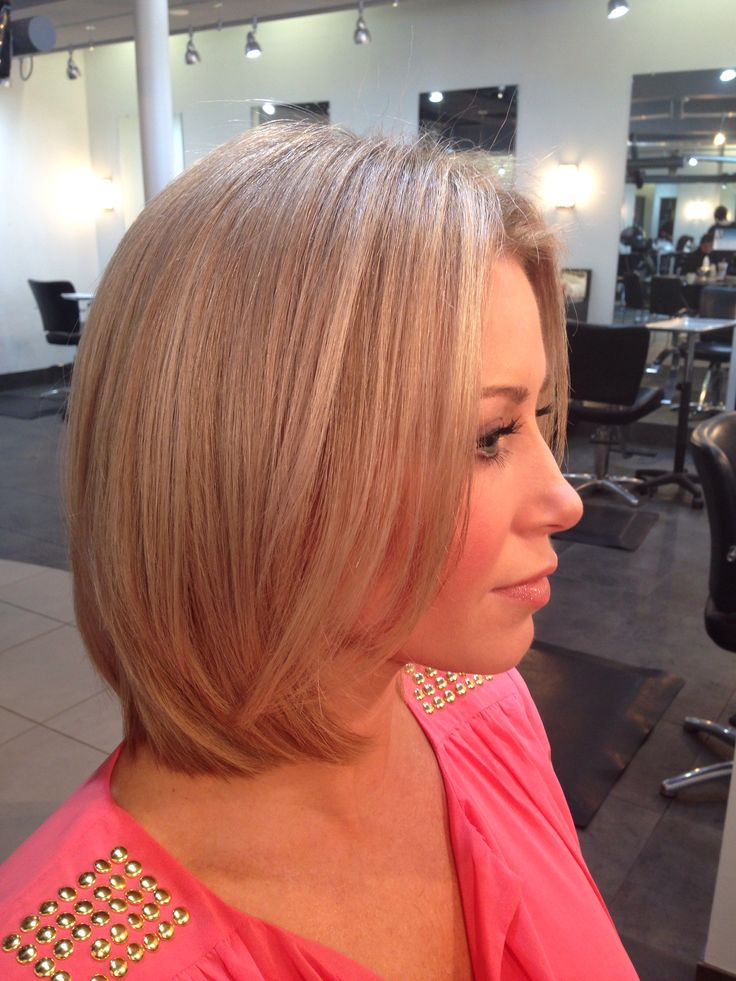 Blond Bob Long Bob Lob Beautiful Hair Colors By Tara