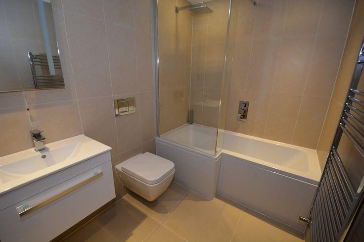 Luxury tiled bathrooms