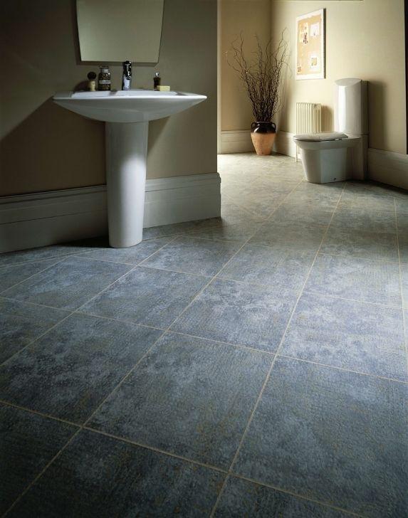Inspiring Bathroom Flooring Ideas Vinyl For Best Home Decor