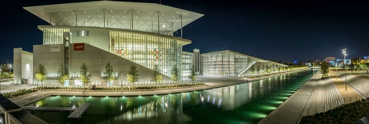 Stavros Niarchos Foundation Cultural Center (SNFCC) by Aris Posonidis on 500px