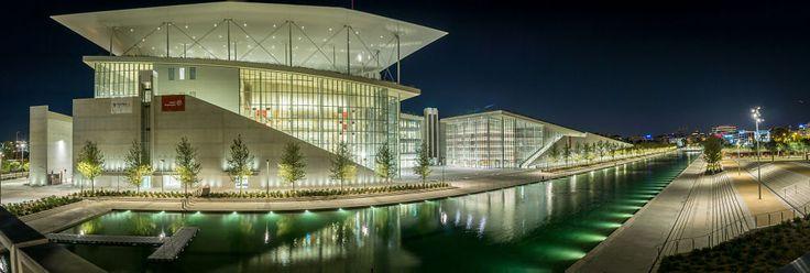 Stavros Niarchos Foundation Cultural Center (SNFCC) by Aris Posonidis on 500px