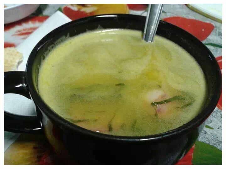 Caldo Verde a moda do Chef   Sopas > Caldo Verde   Receitas Gshow