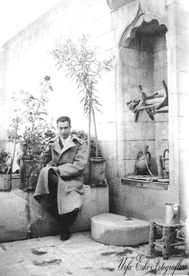 Urfa (Urava, Orava; Ur u Ava) northen Kurdistan 1949