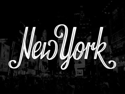 New York by Andy Anzollitto