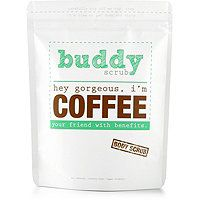 Buddy Scrub - Online Only Coffee Body Scrub in Mandarin #ultabeauty