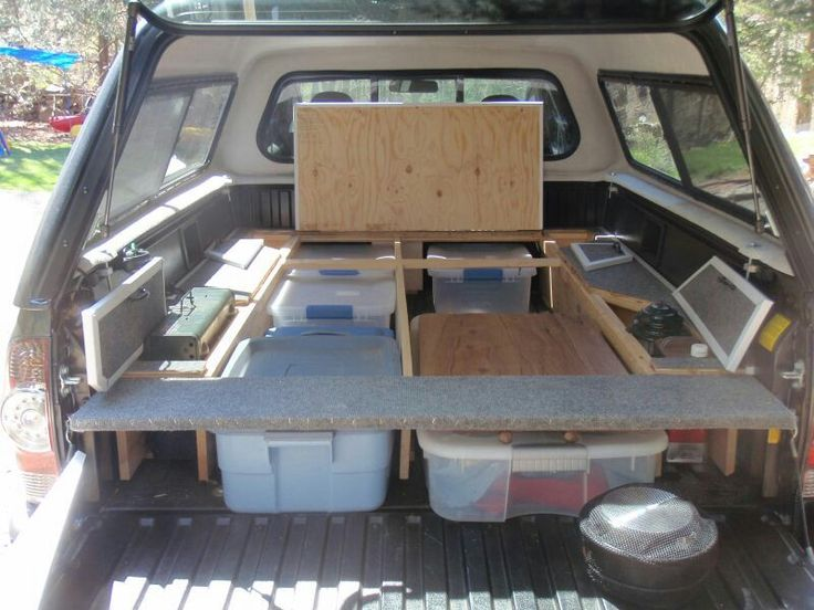 1000 ideas about truck camper shells on pinterest - Difference shell house turnkey ...
