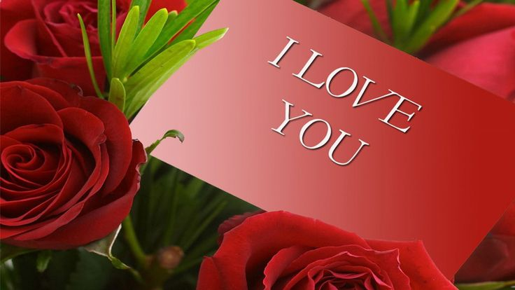 Download download hd Wallpaper of i love you HD - Download ...