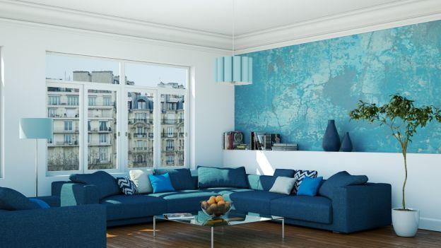 Decorare casa con bianco e azzurro: 15 idee per ispirarvi ...