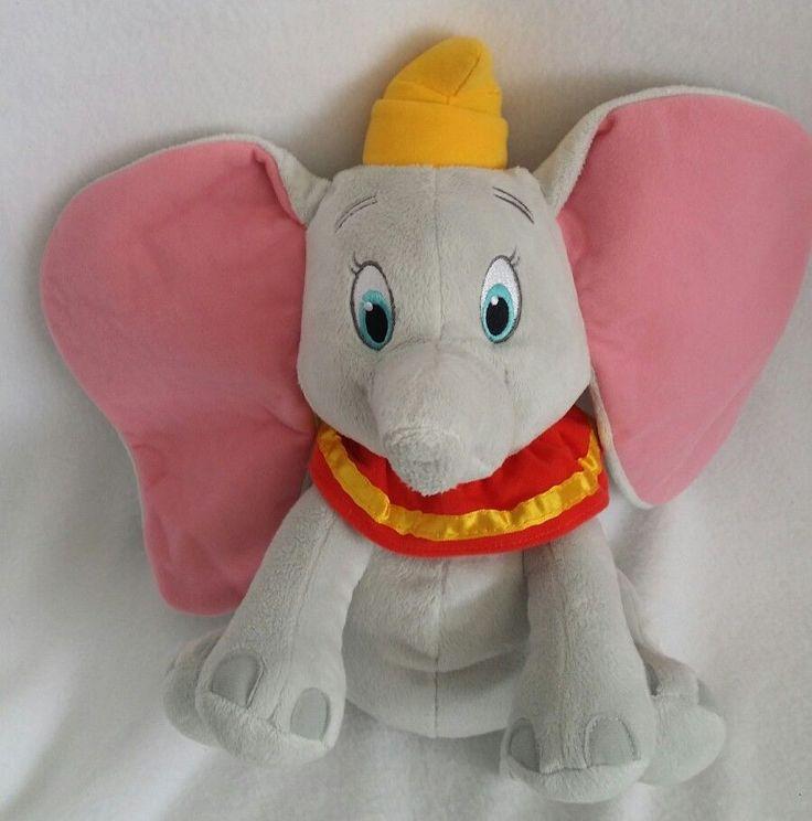 "11"" Disney's Dumbo Elephant Plush Stuffed Animal Kohl 's Cares Dumbo's Circus #KohlsCares"