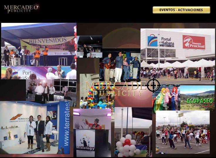 Campañas publicitarias, accciones B.T.L, Recordación de marca, Lanzamiento de productos, www.mercadeopublicity.com