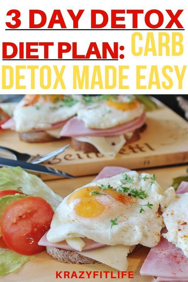 Need a weightloss detox? This 3-day detox cleanse plan will help you reset your …
