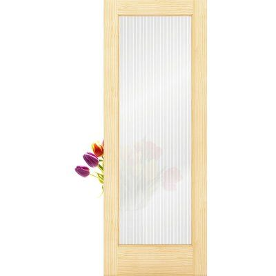 Frameport Slab Manufactured Wood French Door Door Size 80 H X 28 W X 1 37 D Products Glass French Doors Glass Barn Doors Doors
