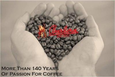 Italian coffee Since 1870...