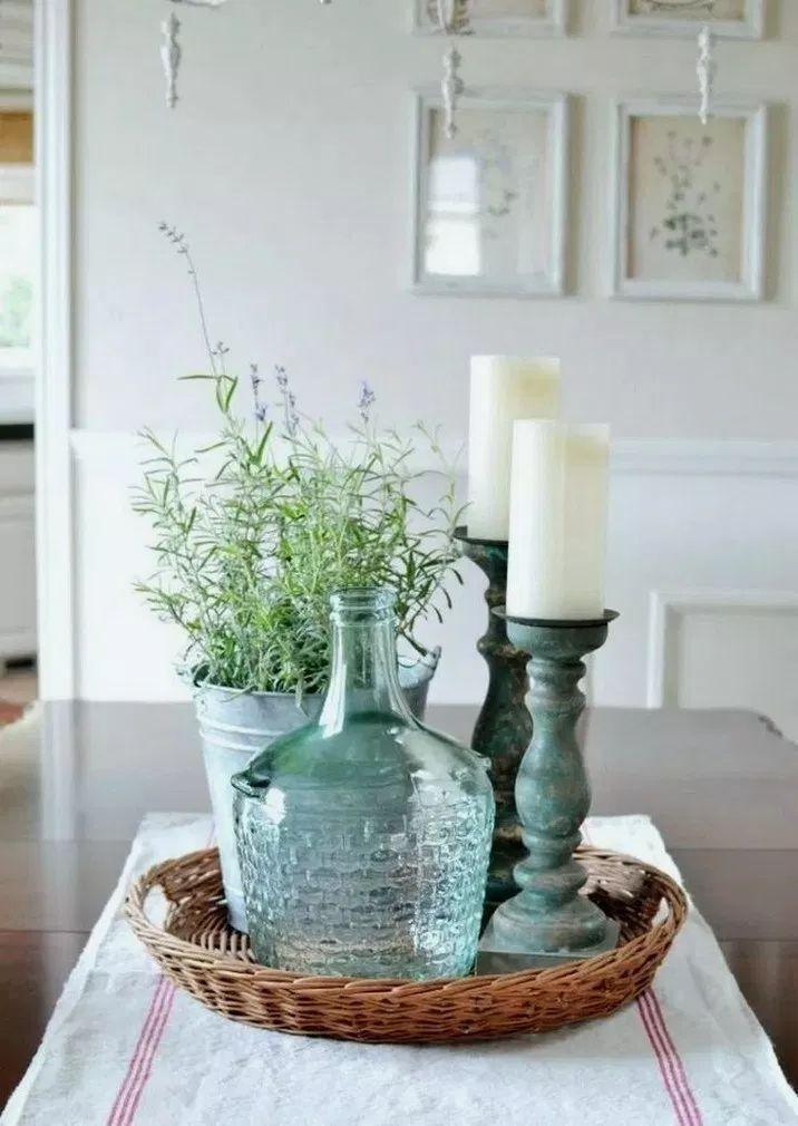 43+ Beautiful Farmhouse Coffee Table Design For Li…