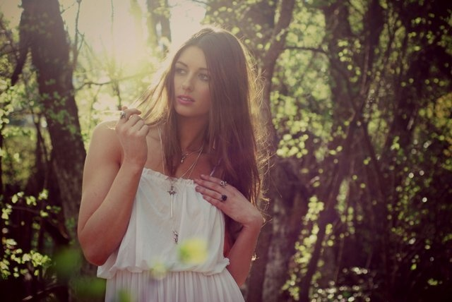 Gaia Jewellery — Necklaces  ...the first photoshoot down by the gorgeous Arrow River, Arrowtown NZ
