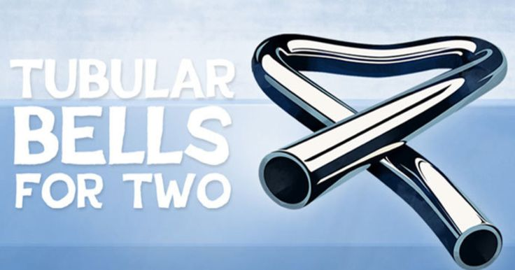 TUBULAR BELLS FOR TWO plus support