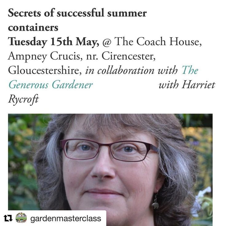 Come and spend a day (May 15th) with me in Mel's beautiful garden in the Cotswolds and we'll get to the bottom of what makes a successful summer container display. #gardenmasterclass #gardensillustrated #containergardening #summerpots #timetoplan #timetoplant #flowerpots #fun #plantsmakepeoplehappy #gardenlove #gardeninglife #gardenskills #garden_styles #imthequeenivegotallthecorgis