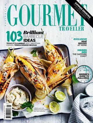 Gourmet traveller january 2016