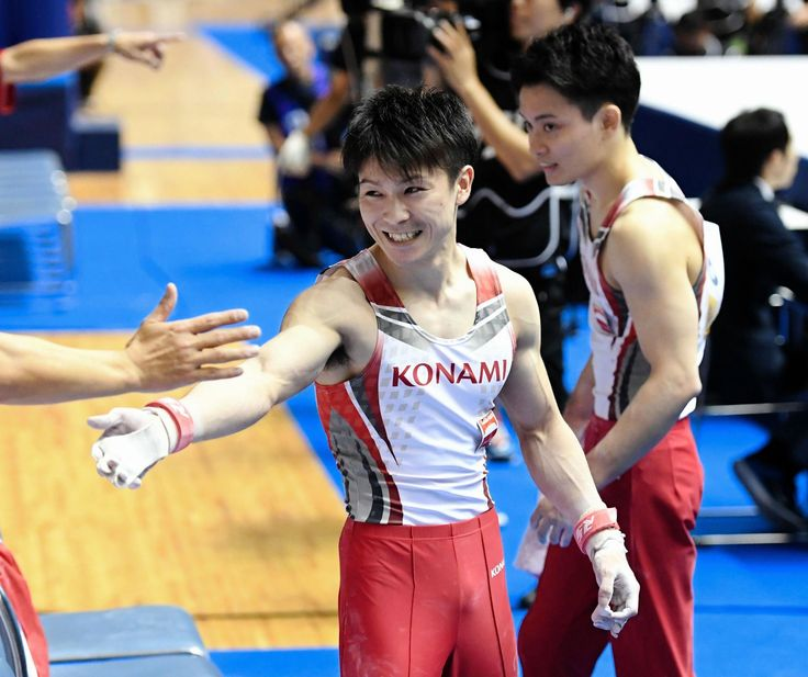 内村航平、金に自信「信頼おける4人」 - デイリースポーツ #体操 #リオ五輪