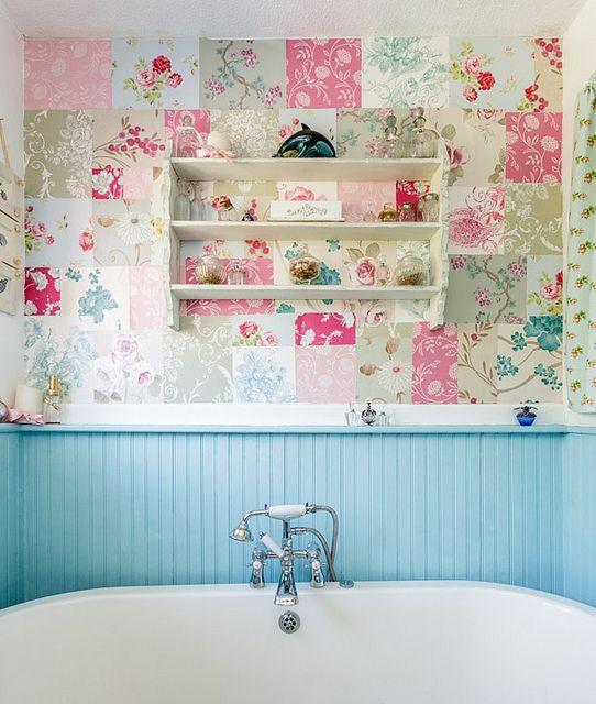 cath kidston wall tiles - Google Search