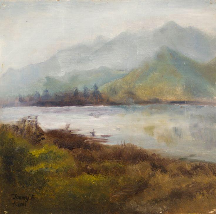 Landscape of Fu Chun Jiang