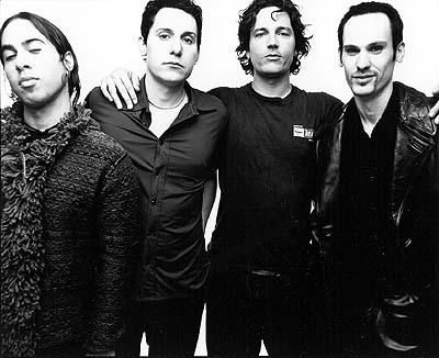 Third Eye Blind (My absolute, hands down, no comparison favorite band to have ever walked this earth.)
