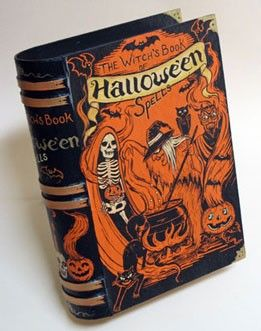 the witch's book of halloween spells