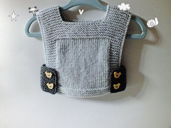 Knit maglia del bambino baby maglioni fatti a mano di sulems