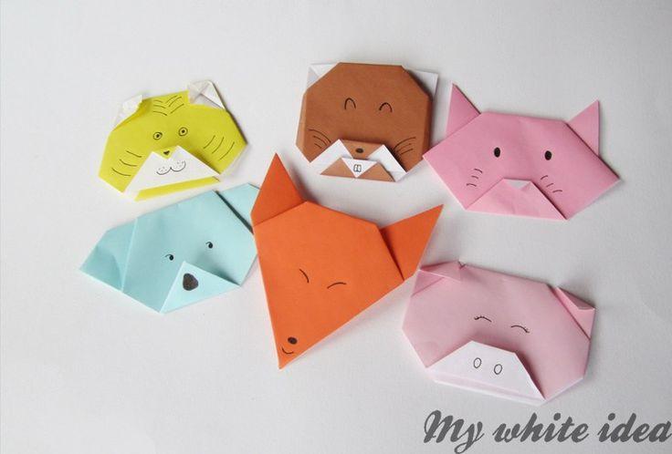 m s de 1000 ideas sobre animales de origami en pinterest origami