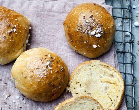 bath buns | jamie oliver