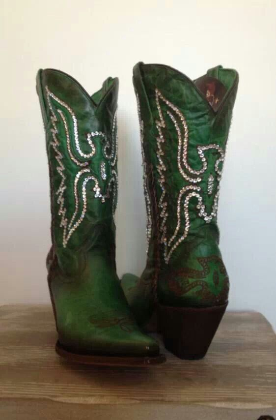bling swarovski cowgirl boots