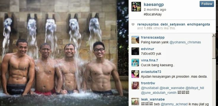 kaesang pangarep instagram  http://guntursapta.blogspot.com/2014/11/profil-biodata-foto-kaesang-pangarep.html