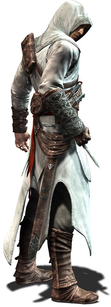 Altaïr. Assassin's Creed