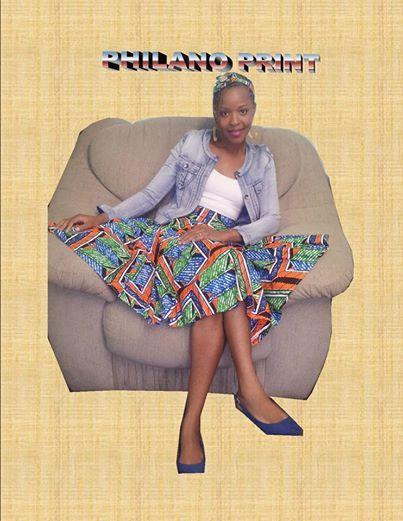Philano African Print