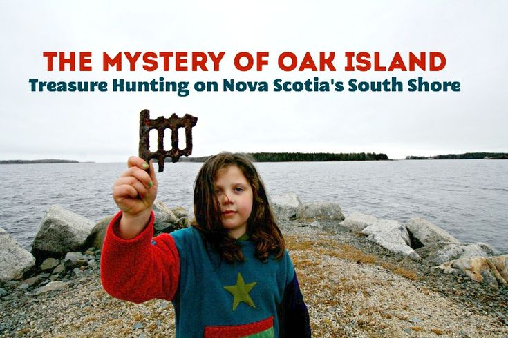 There are many ways to explore the Mystery of Oak Island with your family. Take your family on a Nova Scotia treasure hunt this summer!